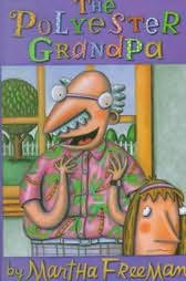 book cover of The Polyester Grandpa