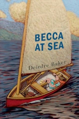book cover of Becca At Sea