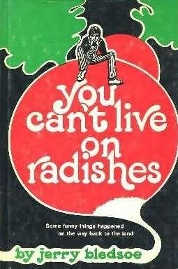book cover of You Can\'t Live On Radishes