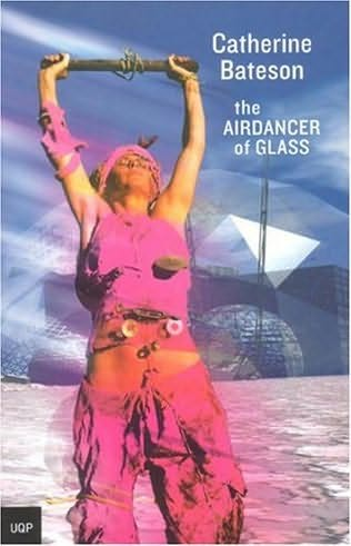 book cover of The Air Dancer of Glass