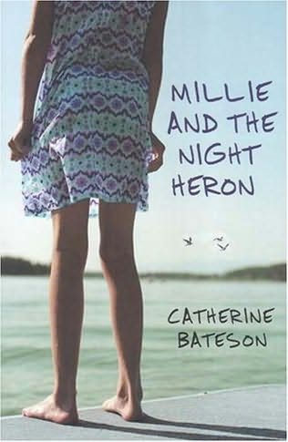 book cover of Millie and the Night Heron