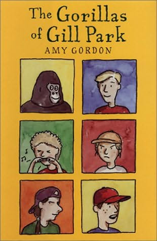 book cover of The Gorillas of Gill Park