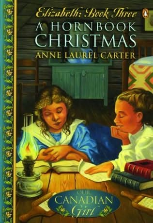 book cover of Elizabeth: A Hornbook Christmas