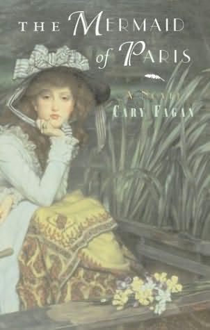 book cover of The Mermaid of Paris