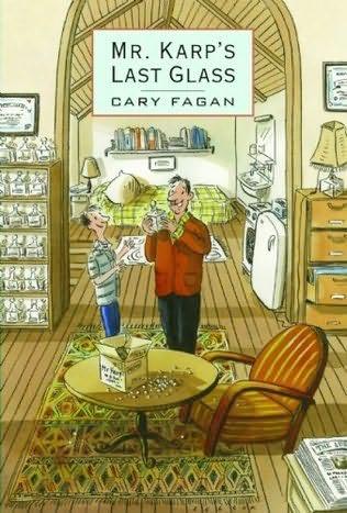 book cover of Mr. Karp\'s Last Glass