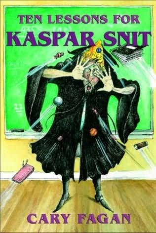 book cover of Ten Lessons for Kaspar Snit