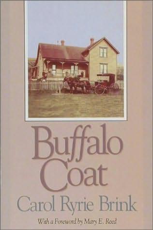 book cover of Buffalo Coat