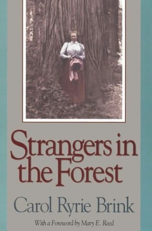 book cover of Strangers in the Forest