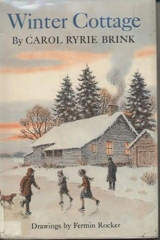 book cover of Winter Cottage