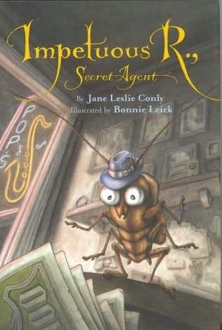 book cover of Impetuous R., Secret Agent