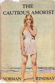 book cover of The Cautious Amorist