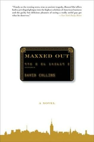 book cover of Maxxed Out