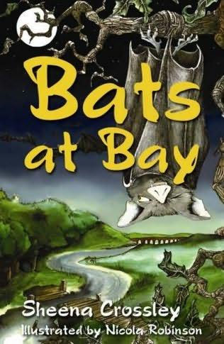 book cover of Bats At Bay