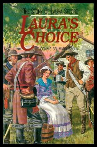 book cover of Laura\'s Choice