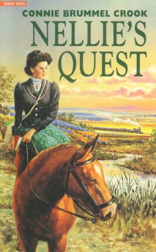 book cover of Nellie\'s Quest