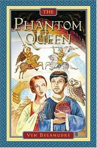 book cover of The Phantom Queen