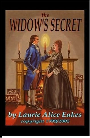 book cover of The Widow\'s Secret