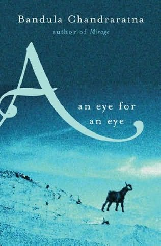 book cover of An Eye for an Eye