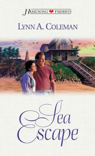 book cover of Sea Escape