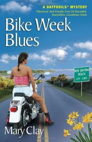 book cover of Bike Week Blues