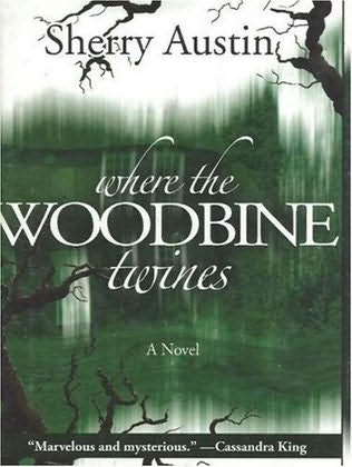book cover of Where the Woodbine Twines