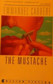 book cover of The Mustache