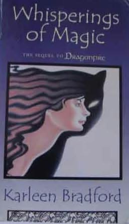 book cover of Whisperings of Magic