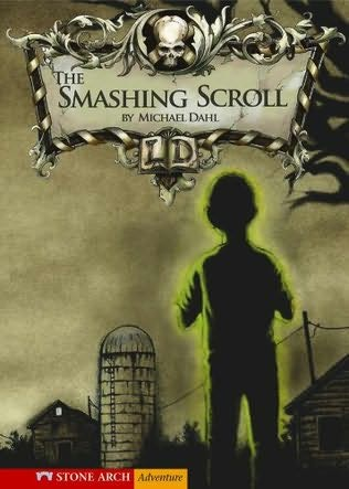 book cover of The Smashing Scroll