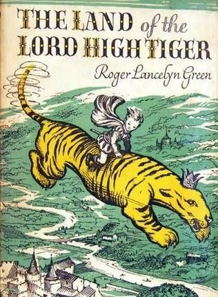 book cover of The Land of the Lord High Tiger