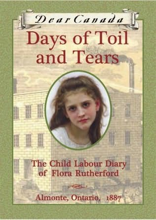 book cover of Days of Toil and Tears