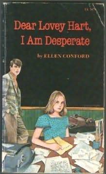 book cover of Dear Lovey Hart, I Am Desperate