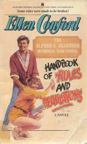 book cover of The Alfred G. Graebner Memorial High School Handbook of Rules and Regulatio