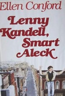 book cover of Lenny Kandell, Smart Aleck