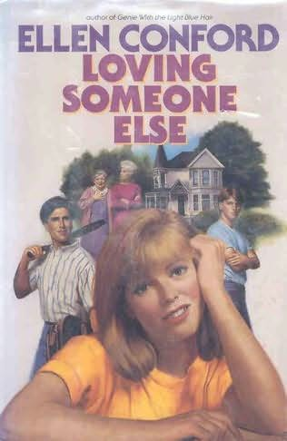 book cover of Loving Someone Else