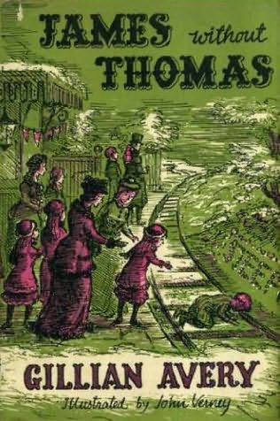 book cover of James Without Thomas