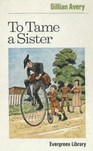 book cover of To Tame a Sister