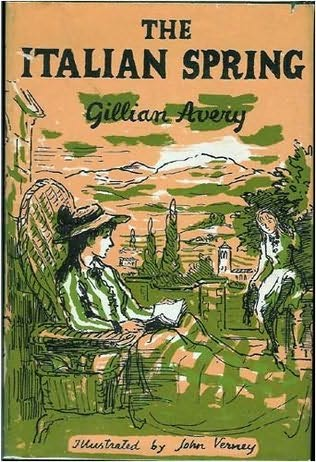 book cover of The Italian Spring