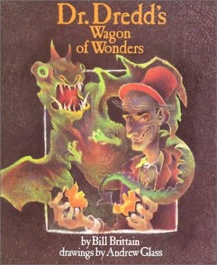 book cover of Dr. Dredd\'s Wagon of Wonders