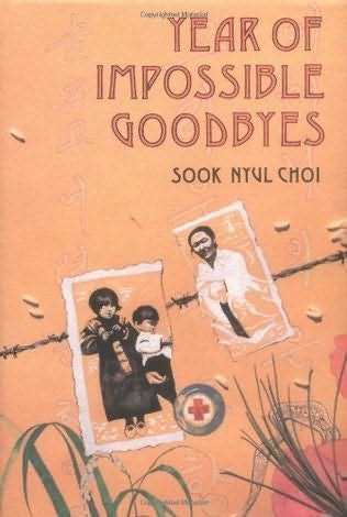 book cover of Year of Impossible Goodbyes