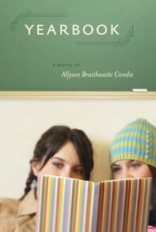 book cover of Yearbook