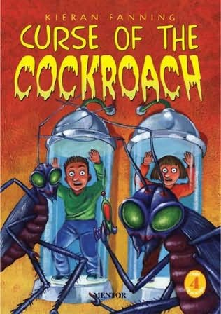 book cover of Curse of the Cockroach