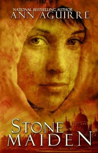 book cover of Stone Maiden