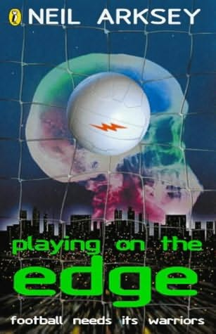 book cover of Playing On the Edge