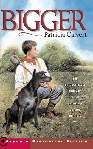 book cover of Bigger