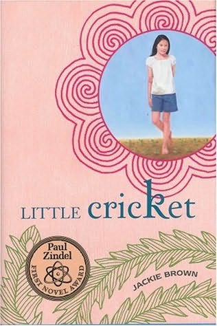 book cover of Little Cricket