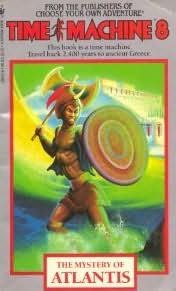 book cover of The Mystery of Atlantis