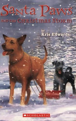book cover of Santa Paws and the Christmas Storm