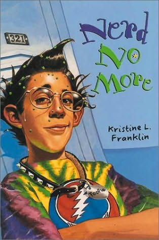 book cover of Nerd No More