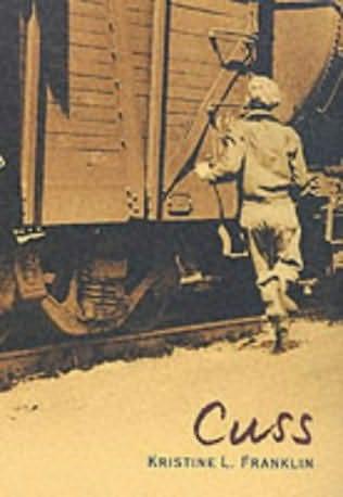 book cover of Cuss