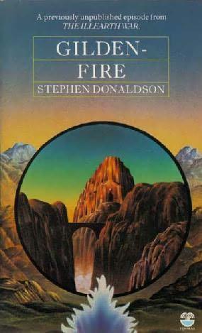 book cover of Gilden-Fire